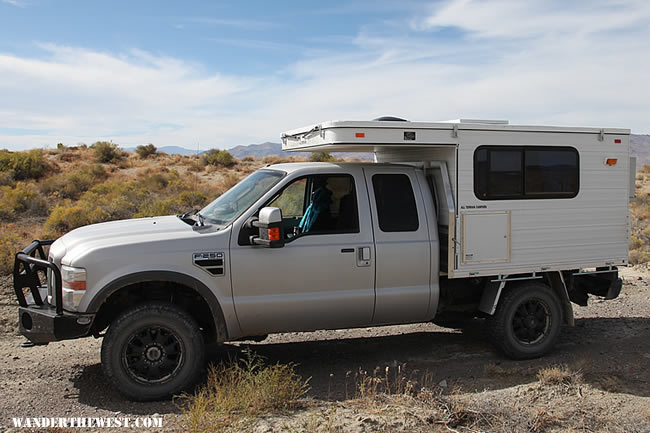 "ATC Comes Through With a Custom WTW Flatbed Camper. <a href=""http://www.wanderthewest.com/forum/index.php?/topic/5112/"">Click here for more info</a>."