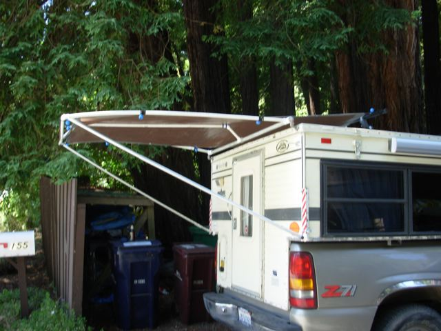 Awning Questions Again