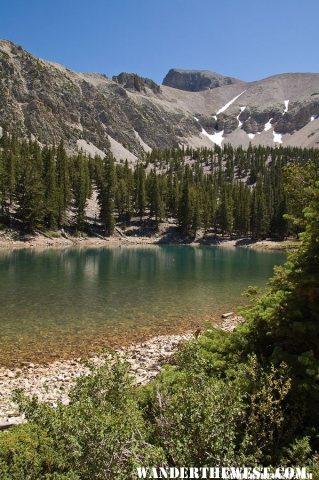 Teresa Lake Along the Alpine Lakes Loop Trail