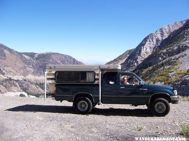 FWC on Tioga Pass Road