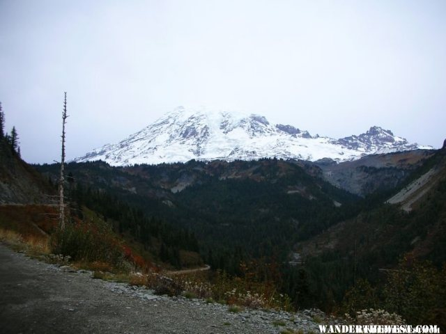 Mt Rainier Oct 2009