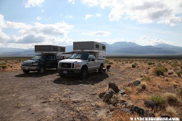 Soldier Meadows Campground