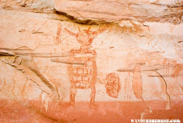 Great Gallery Rock Paintings