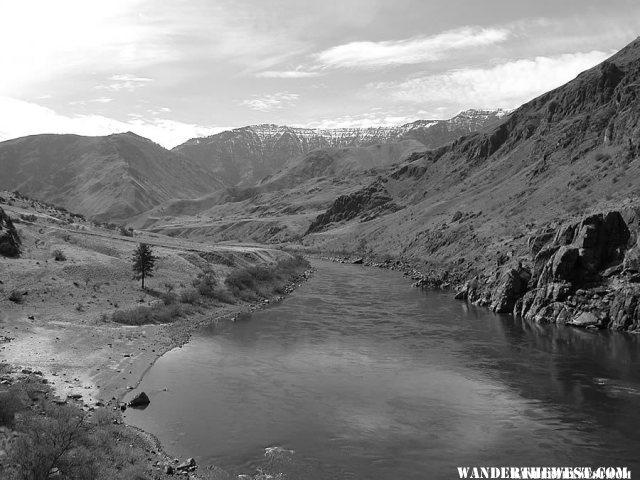 Hells Canyon and Snake River