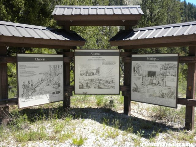 Atlanta entrance signs