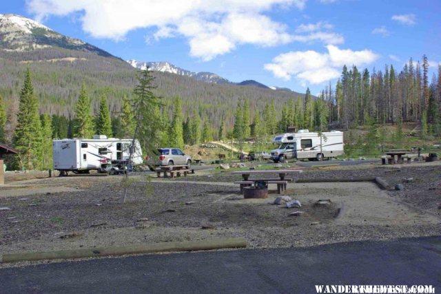 Timber Creek Campground--RMNP