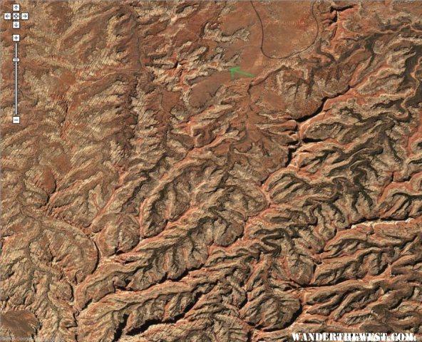Google Earth (not mine) Aerial