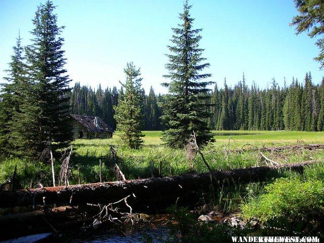 Winopee Lake and Shelter