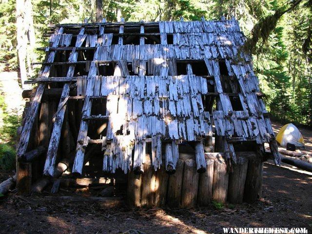 Mink Lake Shelter