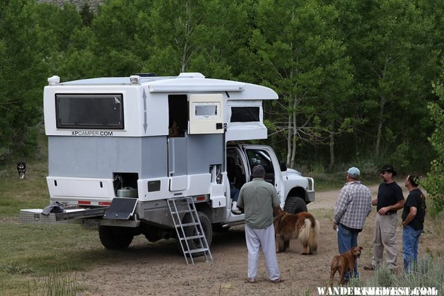 XPCamper at the Green Creek WTW Rally