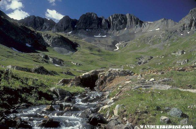American Basin Trail