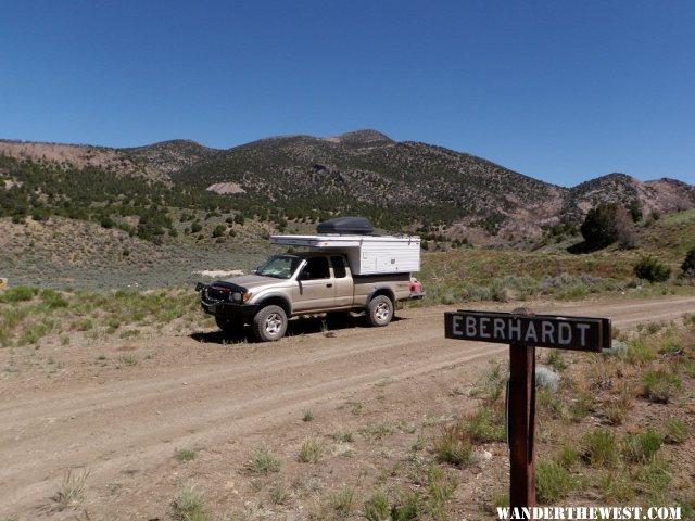 Exploring Nevada