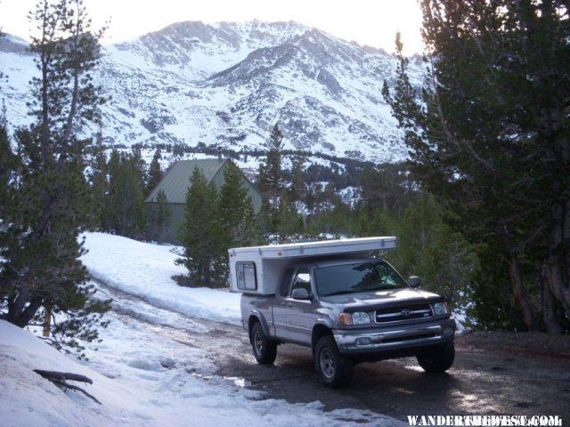 Yosemite winter 2009