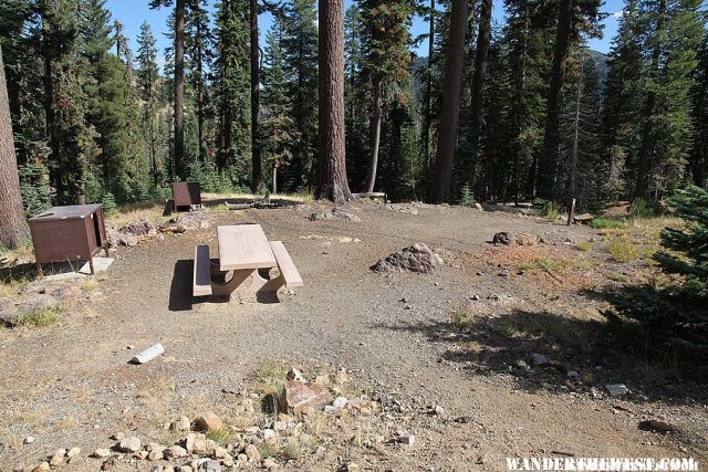 Southwest Walk-In Campground