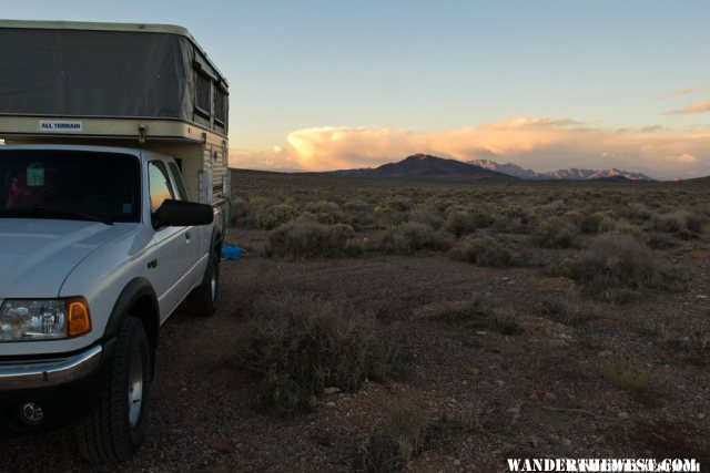 ATC/FWC hybrid Death Valley NP