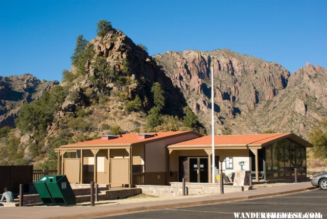 Chisos Basin Visitors' Center
