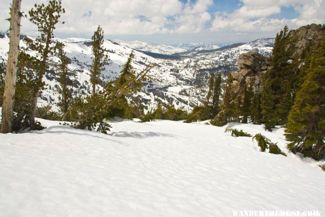 Desolation Wilderness Backcountry