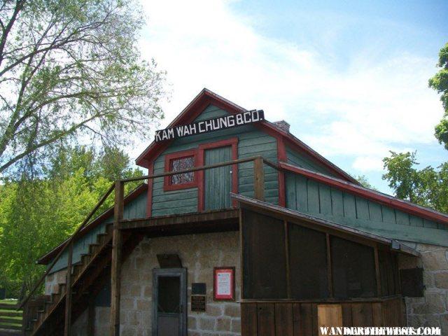 Kam Wah Chung Museum