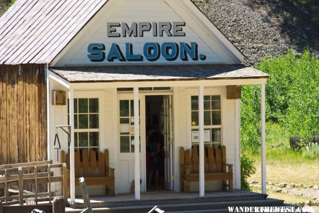 Empire Saloon Building