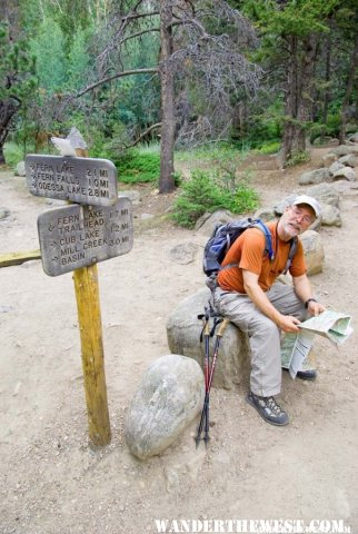 Confused Hiker--Which way to Bear Lake?