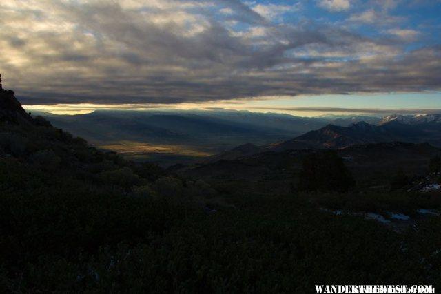 West Walker Valley Dawn