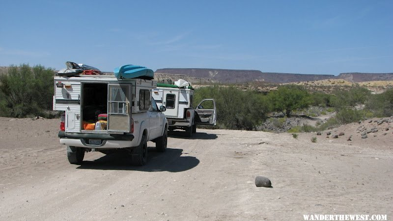 How To Attach Kayaks Four Wheel Camper Discussions