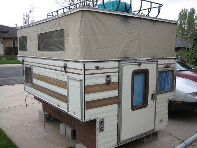 Grandby for sale - Four Wheel Camper Discussions - Wander