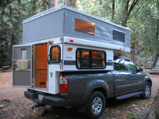 Toyota Tundra Camper Shell 2017 2018 Best Cars Reviews