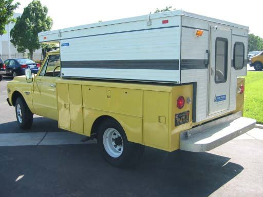 Utility Beds For Trucks Utility Bed Truck With Camper1.jpg