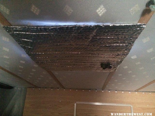 vent insulation