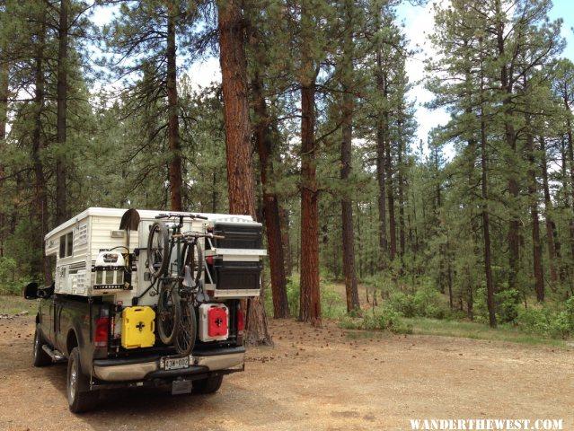 Camper Carson NF