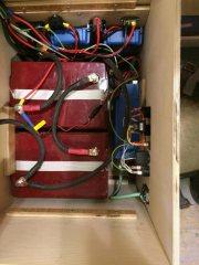 inside batt Box