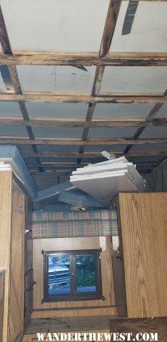 ceiling repair first