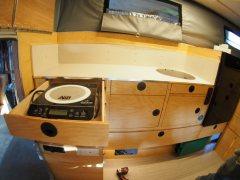 stove top drawer
