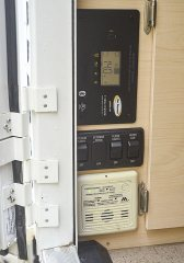 Solar Controller & Light Switches