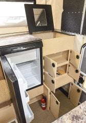 Fridge & Storage