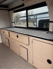 New Hawk Shell Cabinets