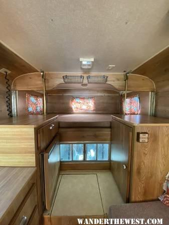 Interior bunk
