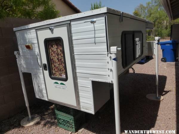 ATC Bobcat camper for sale - Gear Exchange - Wander the West