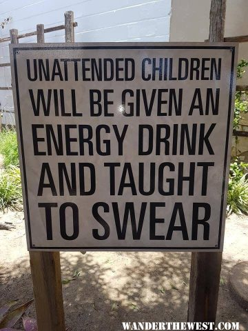 Unattended Children
