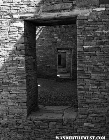 Pueblo Bonito Doorways DSC1804