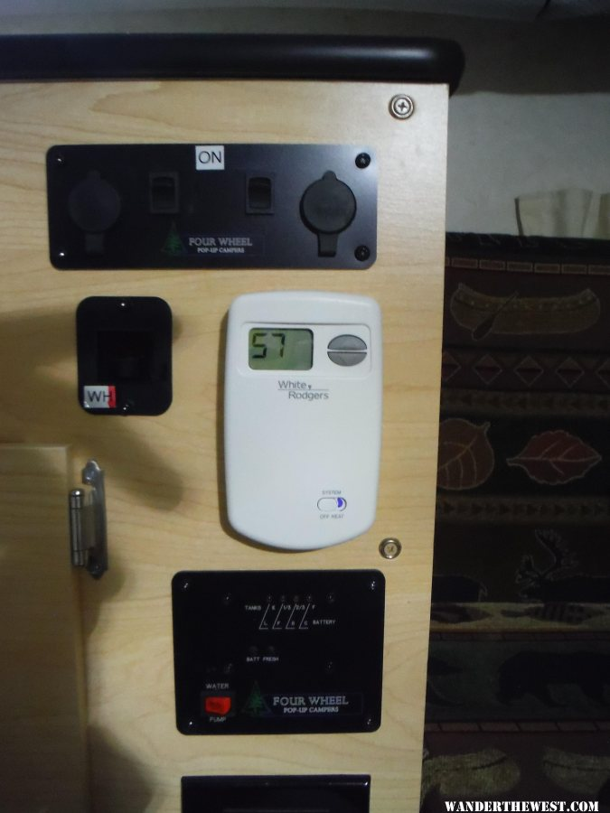 Full Thermostatic Control For Wood Furnacewould This Work
