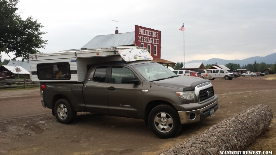 New Fwc Camper Wind Fairing Suggestions Four Wheel Camper