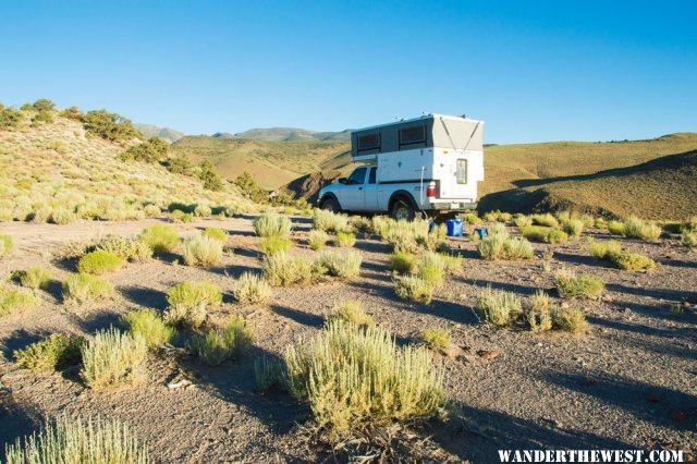 All Terrain Camper