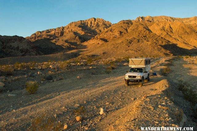 Al Terrain Camper