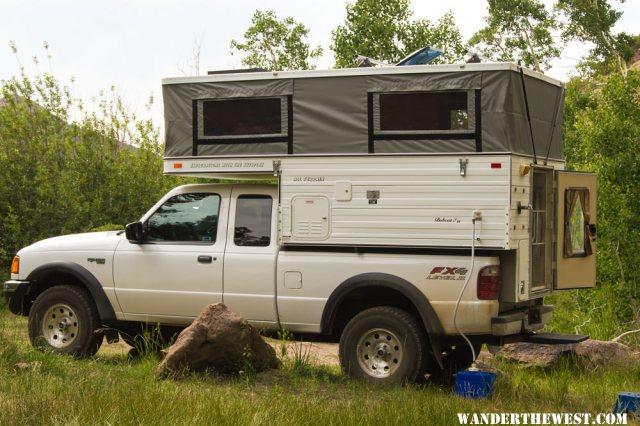 All Terrian Camper