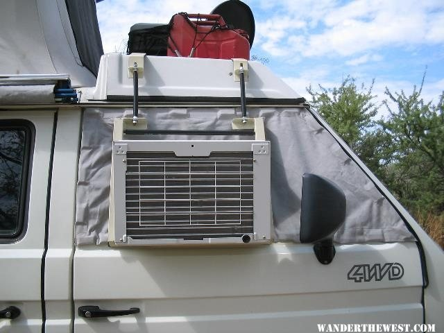 Vanagon AC unit