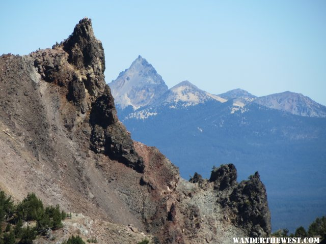 2014 CA OR 89 CRATER LK NP WATCHMAN TR