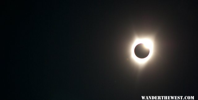 Eclipse in WY