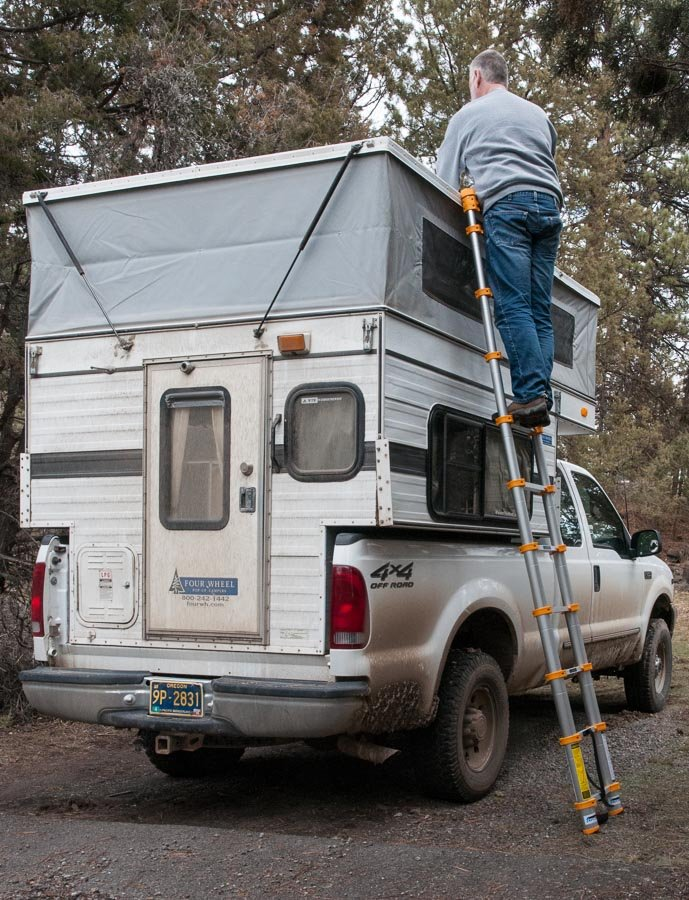 Lightweight Ladders For Camper Roof Access Page 2